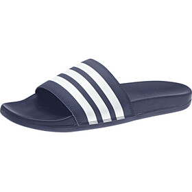 adidas Adilette Comfort Slides Men dark blue/footwear white/dark blue